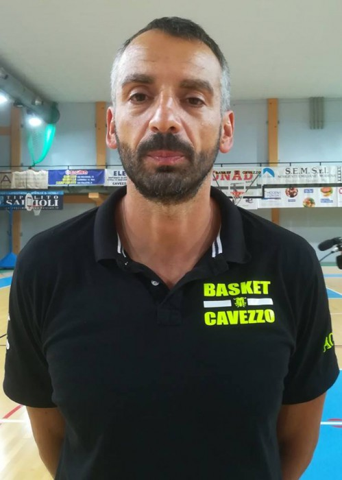 Coach Claudio Carretti