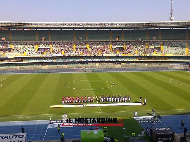 Hellas Verona-Carpi 4-1