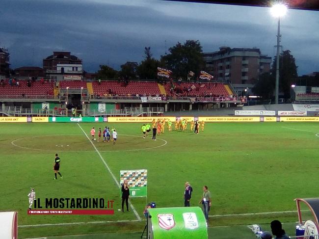 Carpi-Cittadella 0-1
