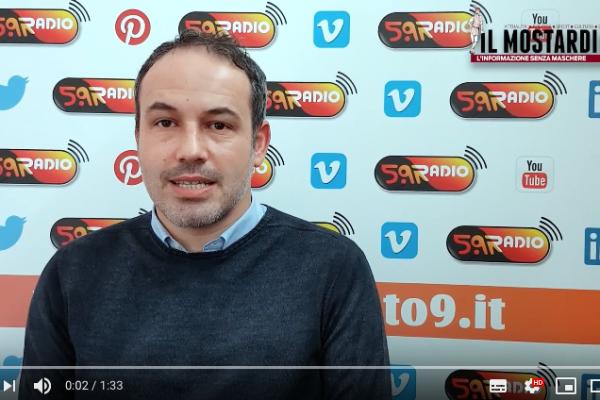 Alberto Bellelli a Radio 5.9: