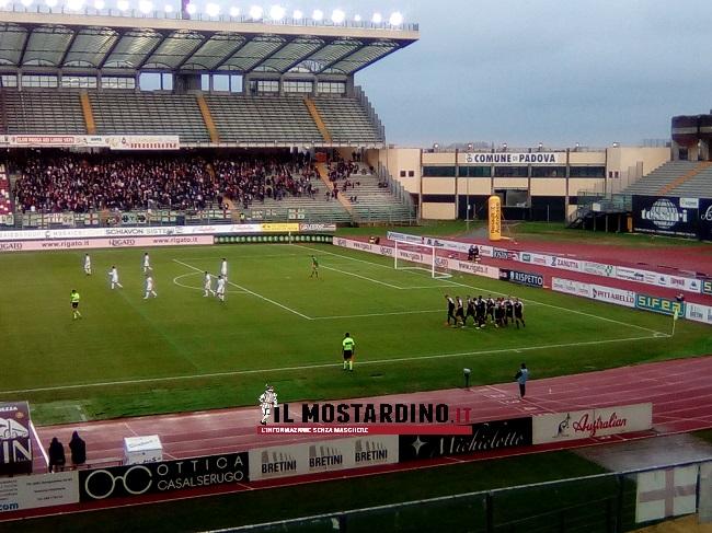 Padova-Carpi 0-1 gol Jelenic