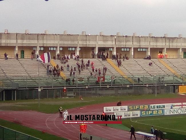Padova-Carpi tifosi
