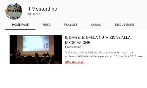 DIRETTA - Il diabete: dalla nutrizione alla medicazione (Reggio Emilia)