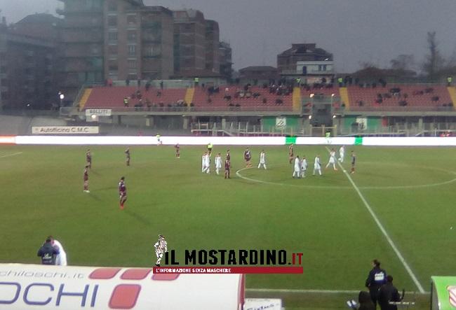 Carpi-Salernitana 3-2 Concas