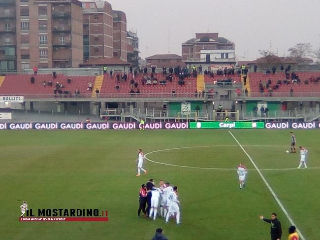 Carpi-Salernitana 3-2 Pasciuti