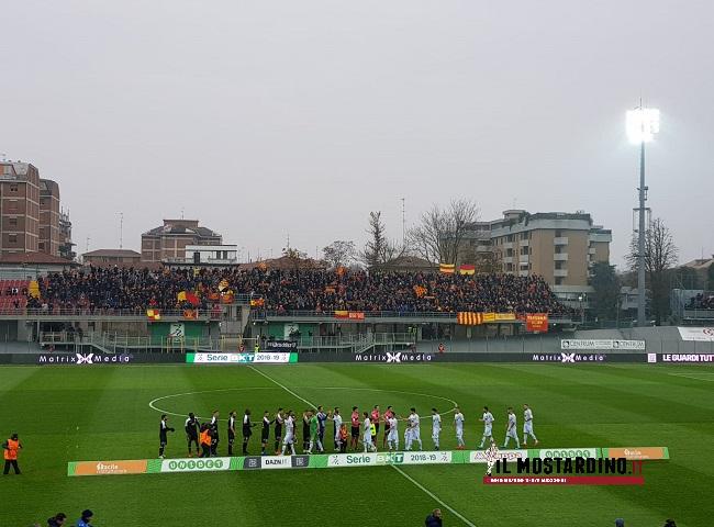 Carpi-Lecce 1-1