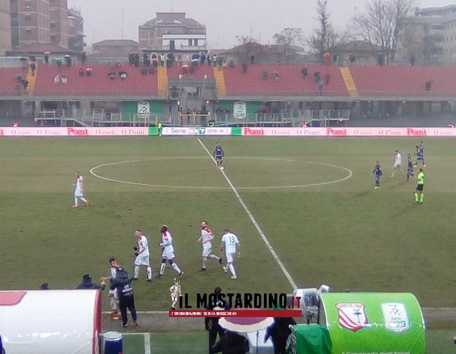 Carpi-Hellas Verona 1-1 gol Di Noia