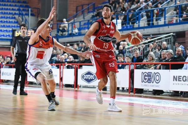 Basket Serie A2 Est: Treviso schiacciasassi al PalaVerde, fermata anche Mantova