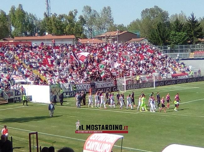 Carpi-Cremonese 1-2