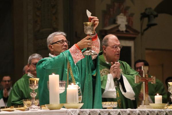Il Vescovo Francesco Cavina si è dimesso: la scelta accettata con dispiacere dal Papa