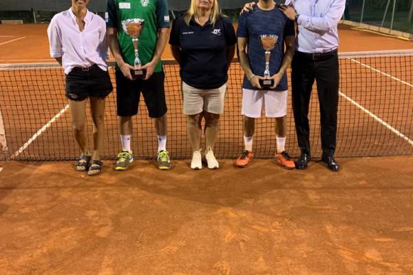 Torneo Fit (Club Giardino): vittoria per Federico Andreoli