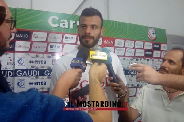 Riolfo, Vano e Sarzi Puttini: post-partita di Carpi-Cesena 4-1