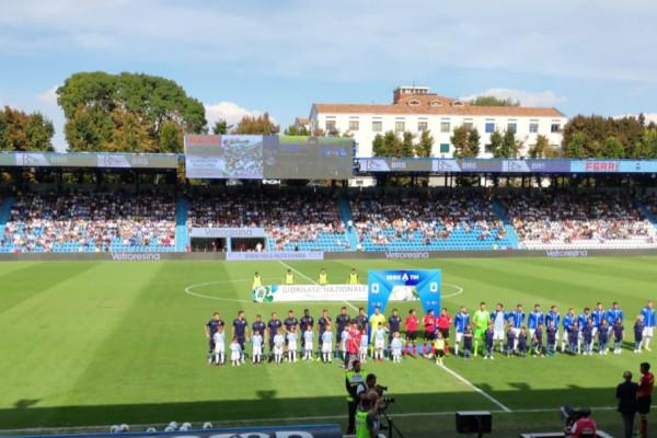 Spal al cardiopalma: Kurtic stende la Lazio a tempo scaduto
