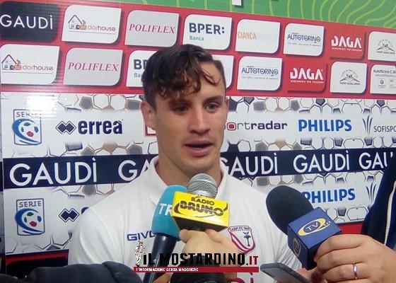 Riolfo, Lomolino e Saric: post-partita di Carpi-Rimini 2-1