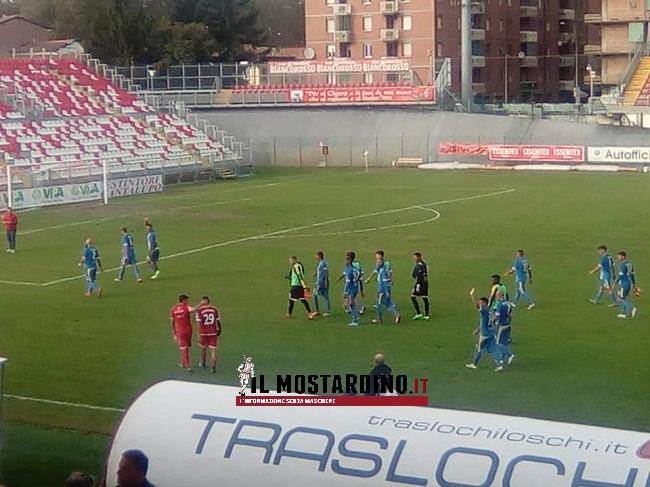 Carpi-Carrarese 2-0 saluto di Pasciuti