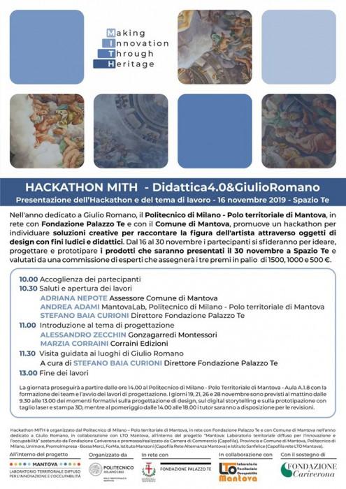 MITH Mantova Hackathon