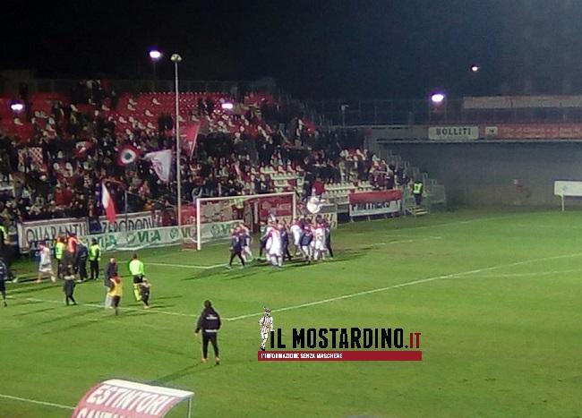Carpi-Sambenedettese 1-0