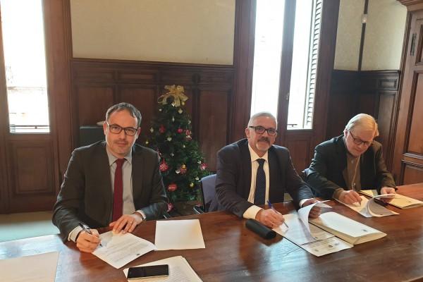 Nuovi interventi di conservazione e valorizzazione del Campo di Fossoli: firmato a Carpi il Disciplinare