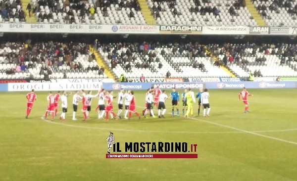 Cesena-Carpi 0-1: capolavoro di Biasci, Manuzzi espugnato dopo 61 anni