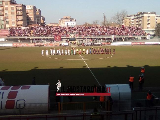 Carpi-Reggio Audace 5-1