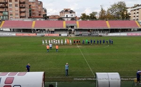 Carpi-Casarano 1-3 d.t.s (Coppa Italia - Primo Turno): biancorossi eliminati, ma i giovani brillano