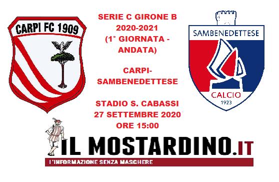 Serie C, l'avversario del Carpi: focus sulla Sambenedettese: Precedenti: nell'ultima al Cabassi gol da record di Maurizi