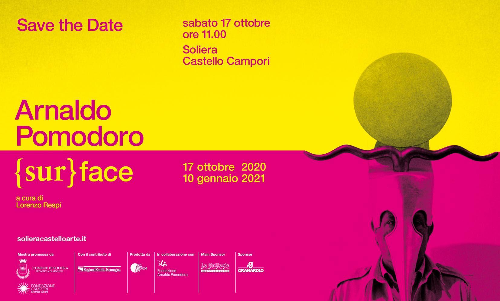 Arnaldo Pomodoro 2