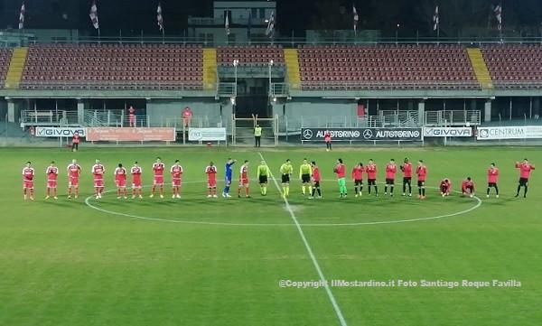 Carpi-Ravenna 4-2: le doppiette di De Cenco e Ferretti riportano la vittoria
