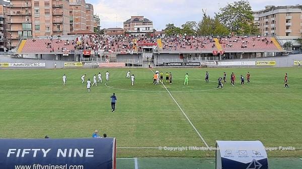 Athletic Carpi-Bagnolese 0-2: Raffini sbaglia dal dischetto, i reggiani vincono di mestiere. Post-partita e pagelle