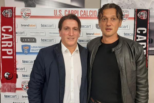 Athletic Carpi, ribaltone in panchina: Bagatti esonerato, arriva Gallicchio