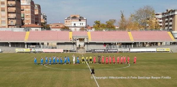 Athletic Carpi-Borgo San Donnino 2-1: biancorossi da rimonta con Bolis e Serrotti nel